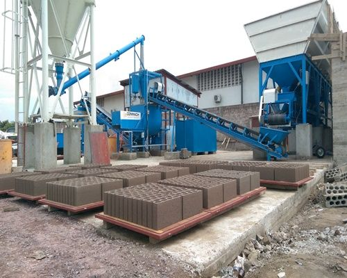 RDC - 25 Concrete Interlocking Pawer